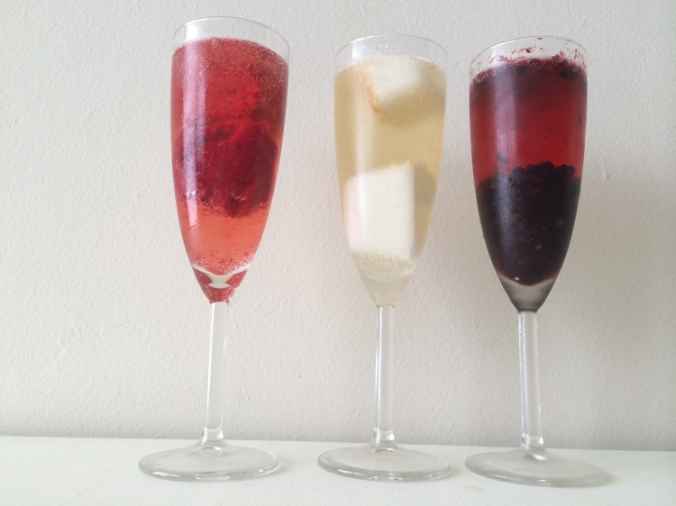 champagne cocktails fourth of july