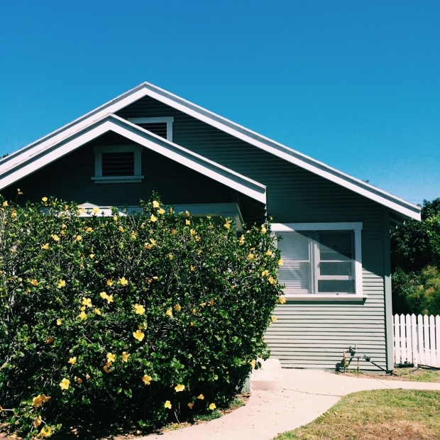 LA bungalow